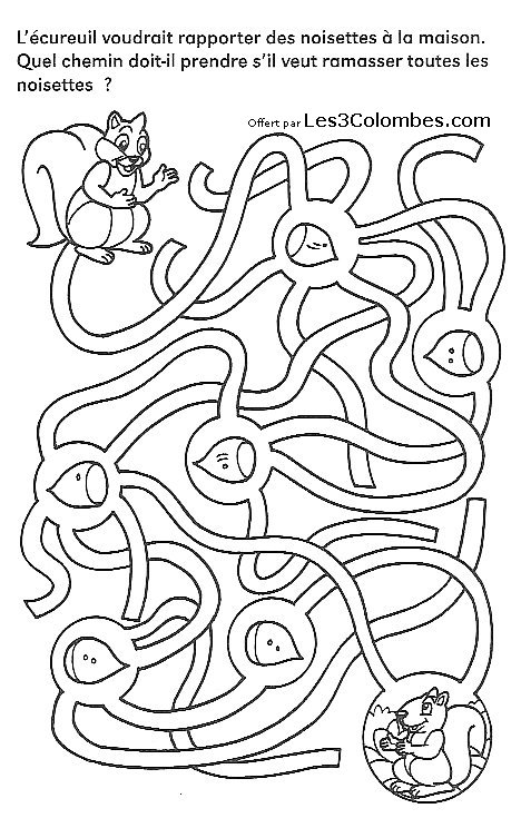 Labyrinths Free To Color For Children Labyrinths Kids