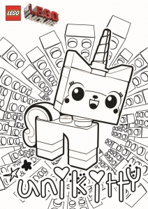 Lego The Big Adventure Free Printable Coloring Pages For Kids