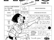Les Profs Coloring Pages for Kids