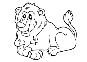 Lion Free Printable Coloring Pages For Kids Click the sitting lion outline coloring pages to view printable version or color it online (compatible with ipad and android tablets). lion free printable coloring pages