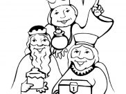 Magi Coloring Pages for Kids