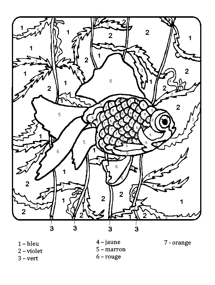 Magic for children - Magic Coloring Kids Coloring Pages