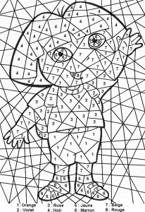 Coloring page magic coloring to print : Dora the explorer