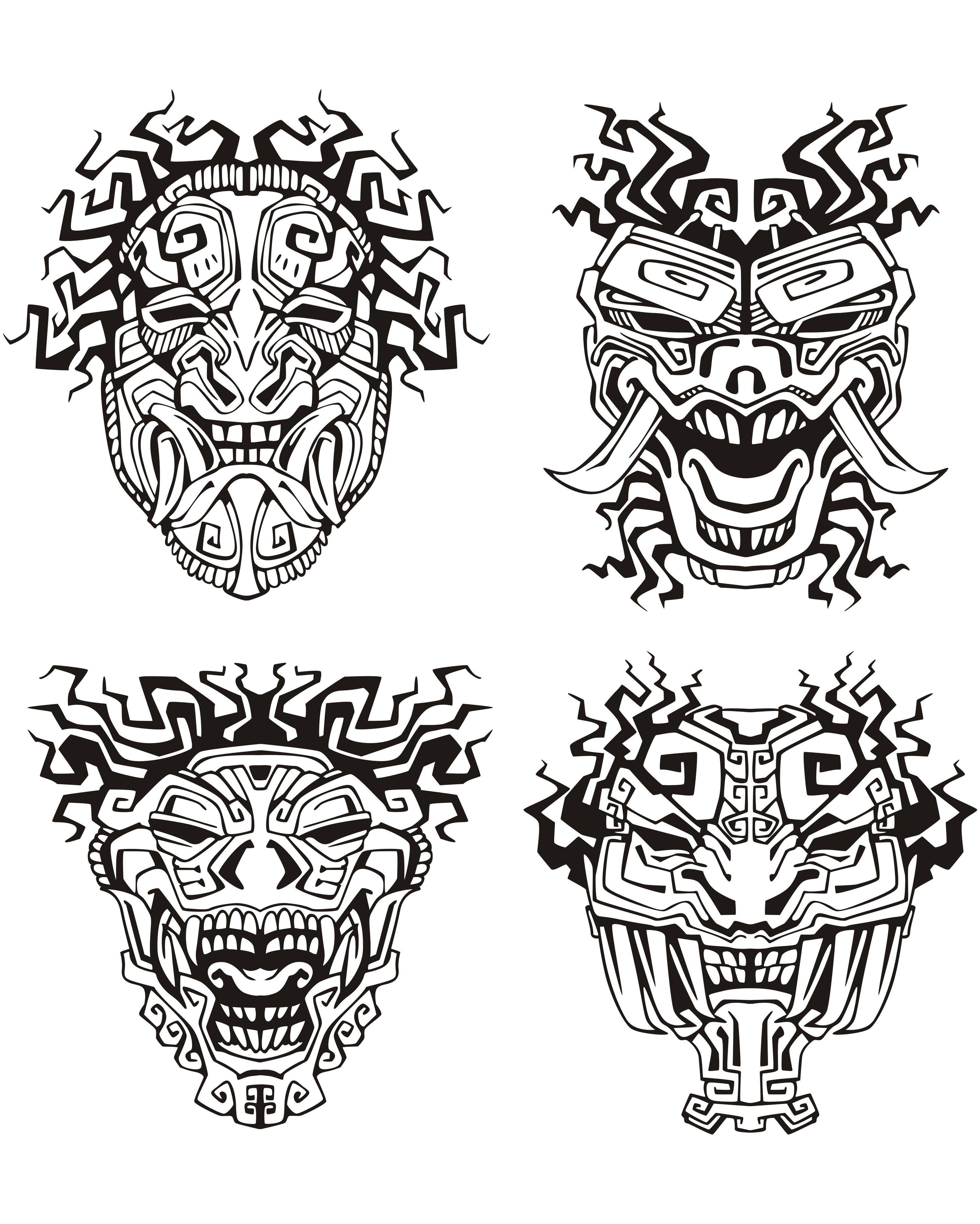 masks for children masks kids coloring pages