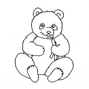 Pandas Free Printable Coloring Pages For Kids