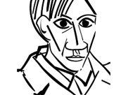 Pablo Picasso Coloring Pages for Kids