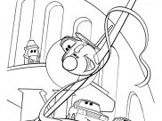 Planes Coloring Pages for Kids