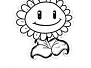Plants Vs Zombies Coloring Pages for Kids