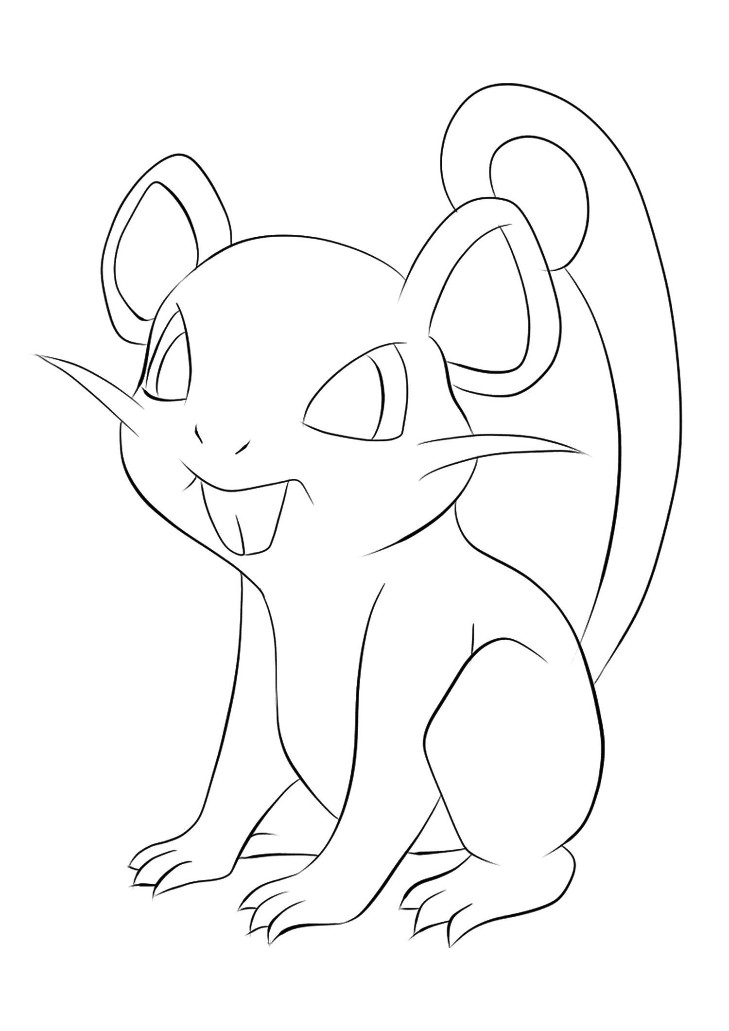 <b>Rattata</b> (No.19) : Pokemon (Generation I)