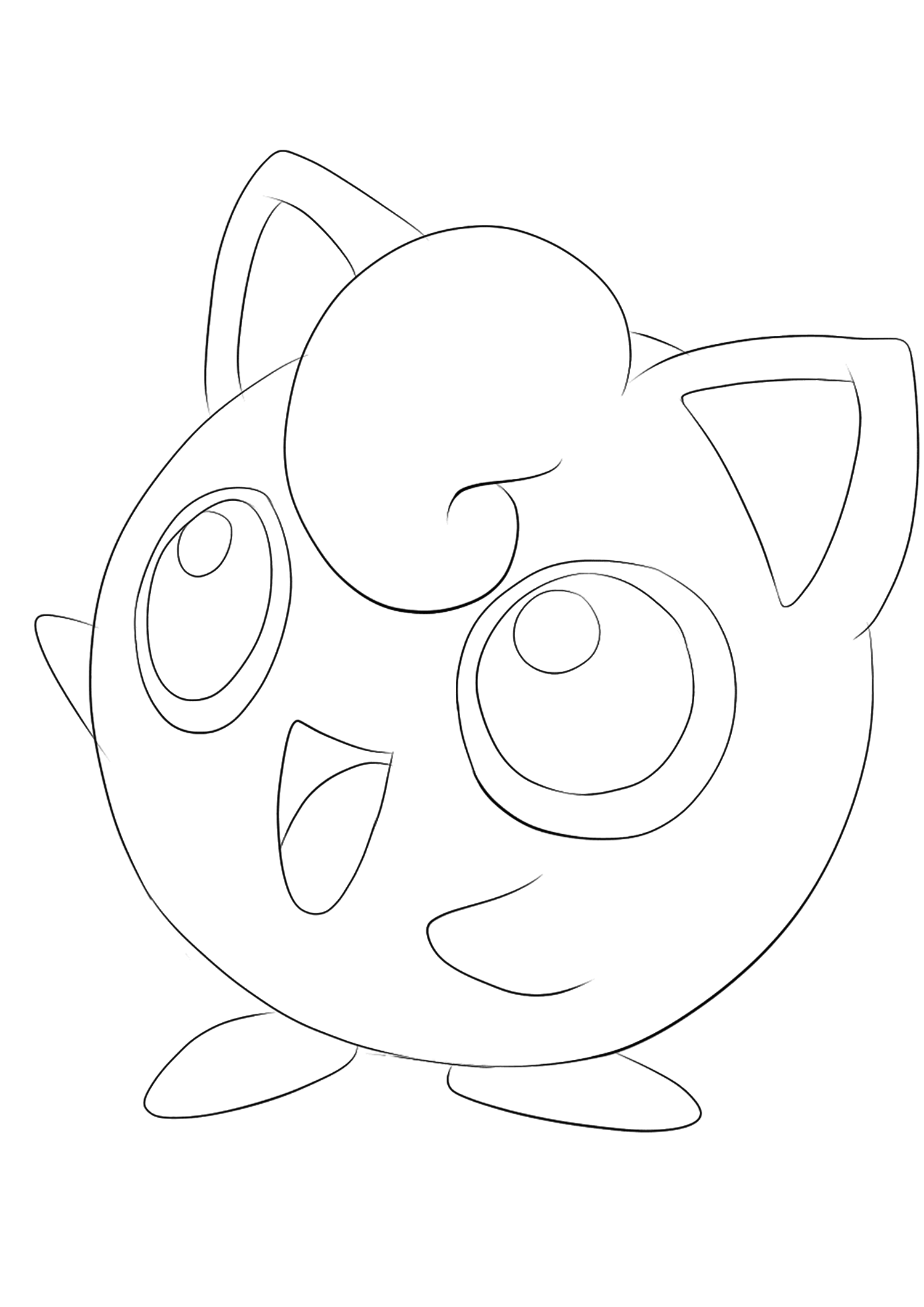 <b>Jigglypuff</b> (No.39) : Pokemon (Generation I)