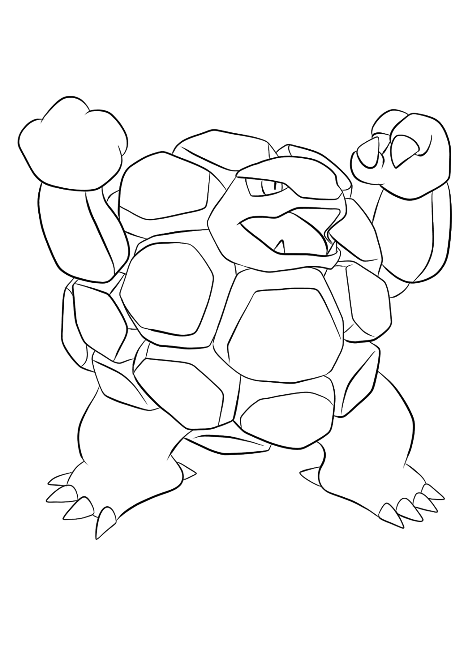 <b>Golem</b> (No.76) : Pokemon (Generation I)