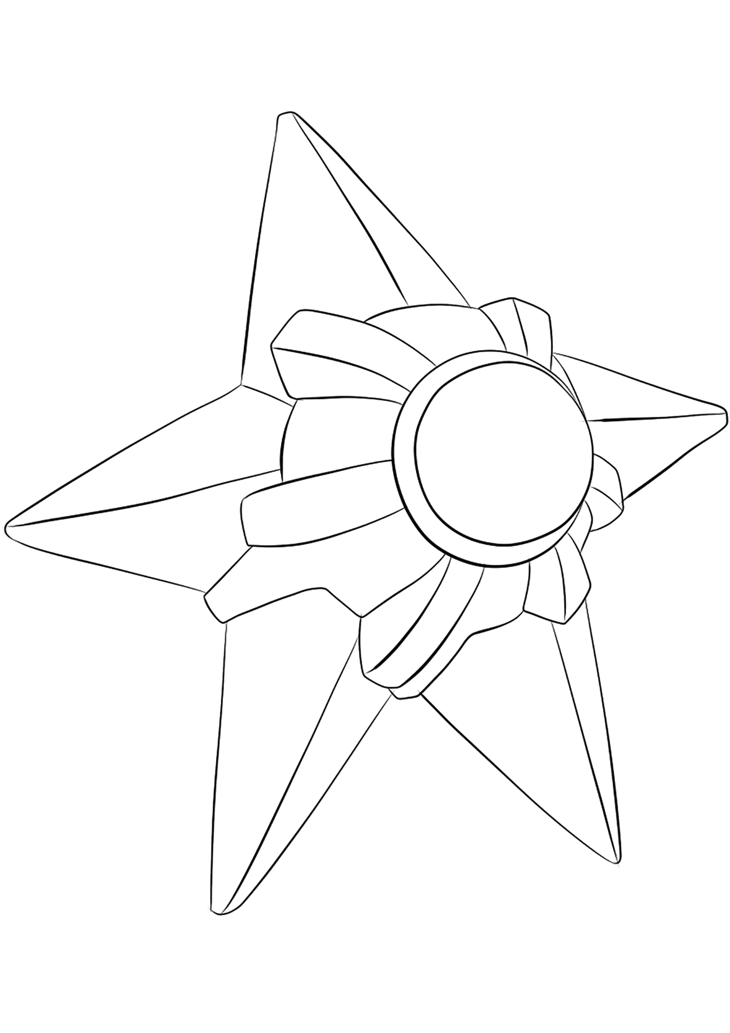 <b>Staryu</b> (No.120) : Pokemon (Generation I)