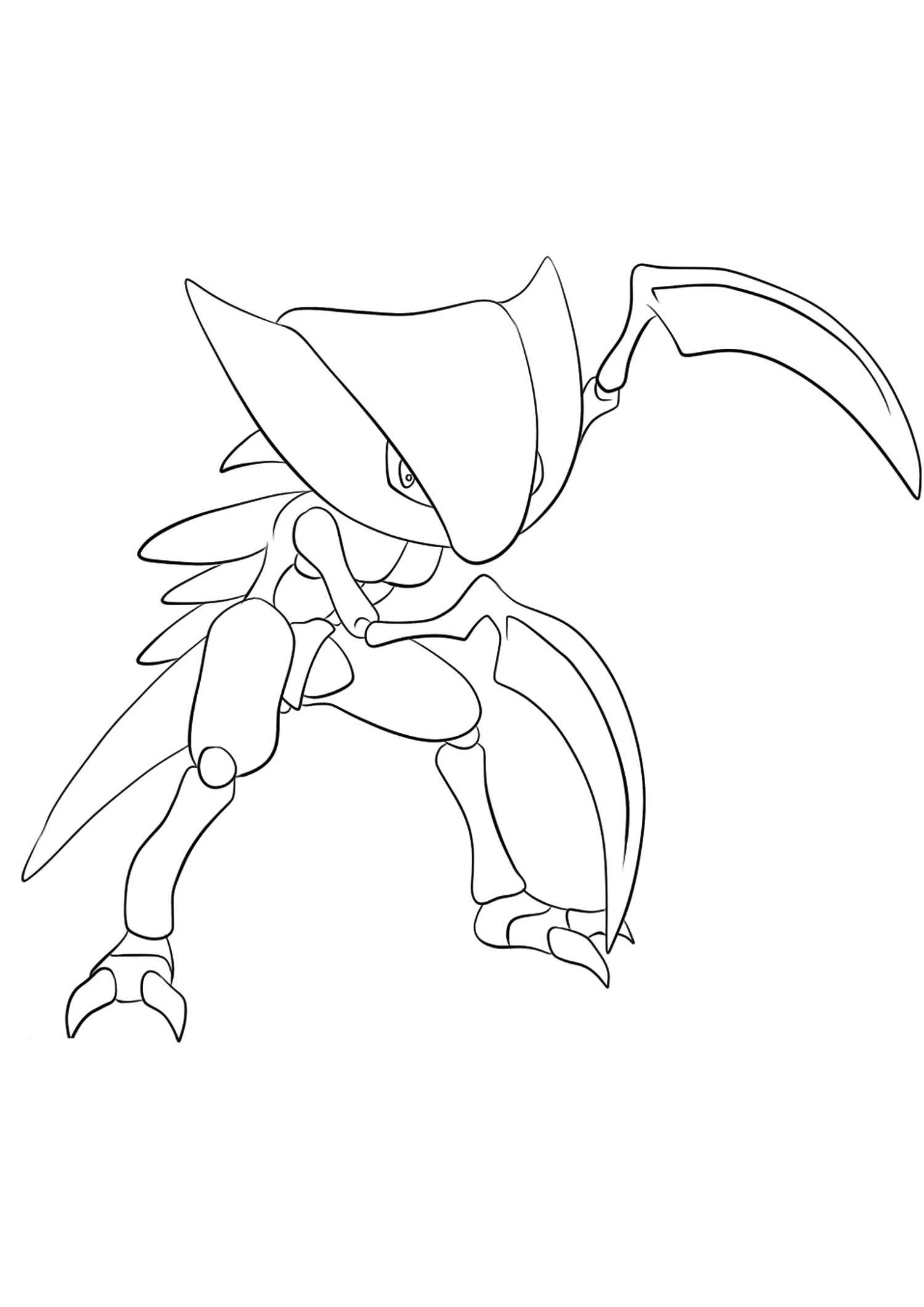 <b>Kabutops</b> (No.141) : Pokemon (Generation I)