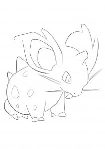 <b>Nidoran?</b> (No.29) : Pokemon (Generation I)