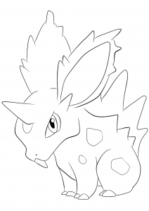 <b>Nidoran?</b> (No.32) : Pokemon (Generation I)