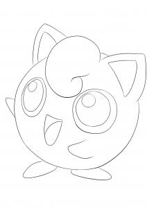 <b>Jigglypuff</b> (No.39) : Pokemon (Generation I)