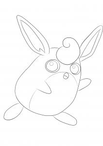 <b>Wigglytuff</b> (No.40) : Pokemon (Generation I)