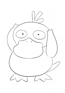 <b>Psyduck</b> (No.54) : Pokemon (Generation I)