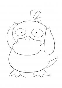 <b>Psyduck</b> (No.54) : Pokemon (Generation I)