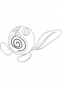 <b>Poliwag</b> (No.60) : Pokemon (Generation I)