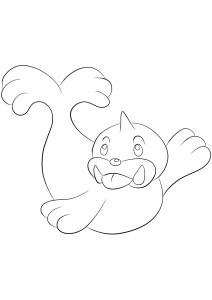 <b>Seel</b> (No.86) : Pokemon (Generation I)