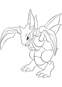 <b>Scyther</b> (No.123) : Pokemon (Generation I)