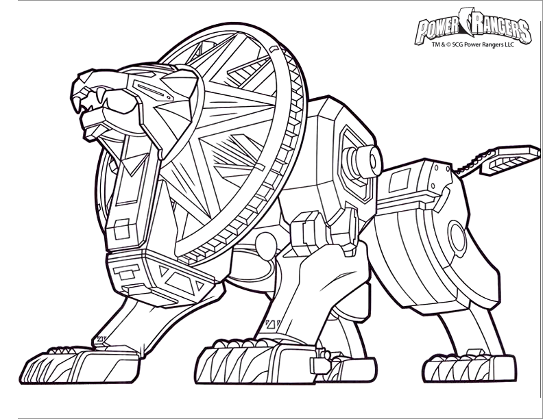 - Power Rangers To Download For Free - Power Rangers Kids Coloring Pages