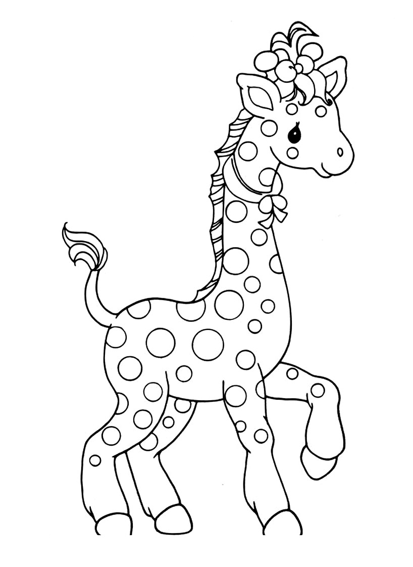 Precious Time coloring page to download for free