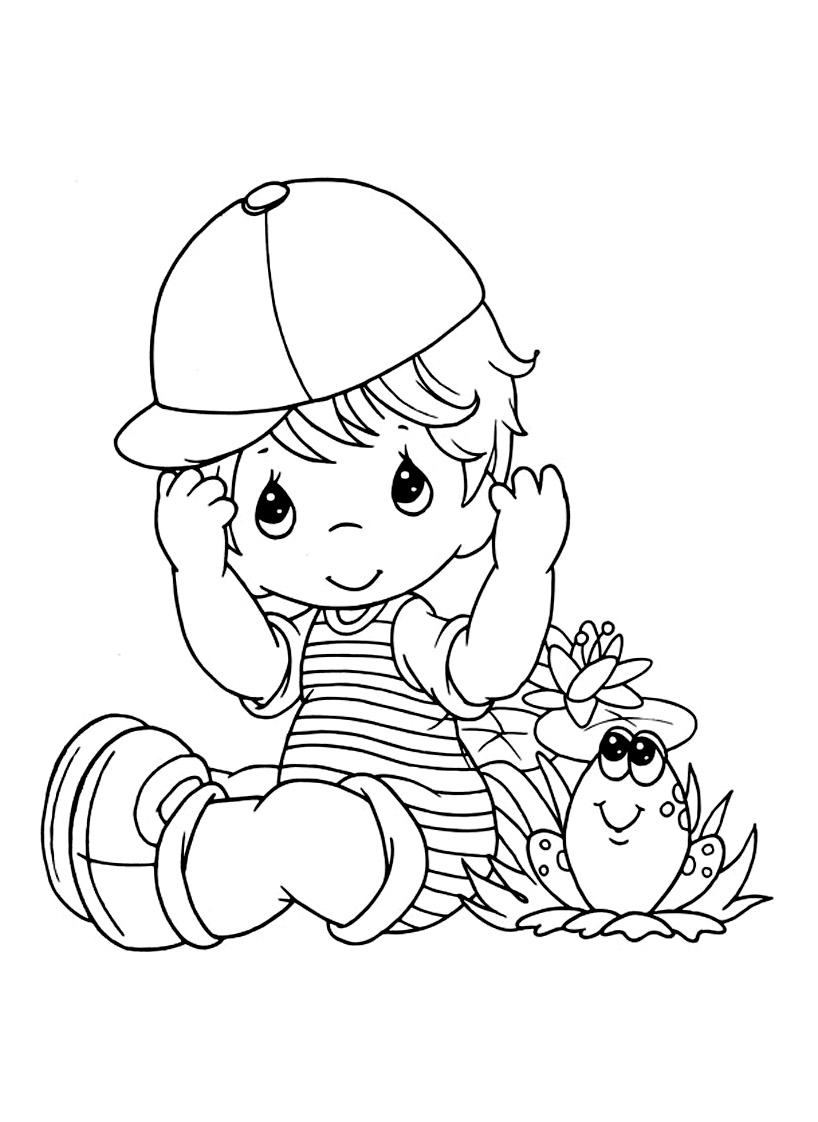 coloring book ~ Precious Moments Coloring Page Q4 Book Free Pages ... | 1122x818