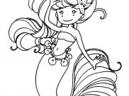 Sirens Coloring Pages for Kids