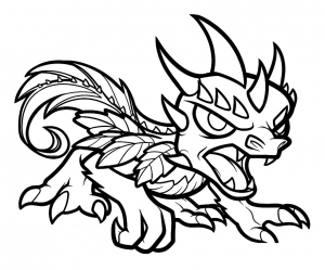 Coloring page skylanders to download for free