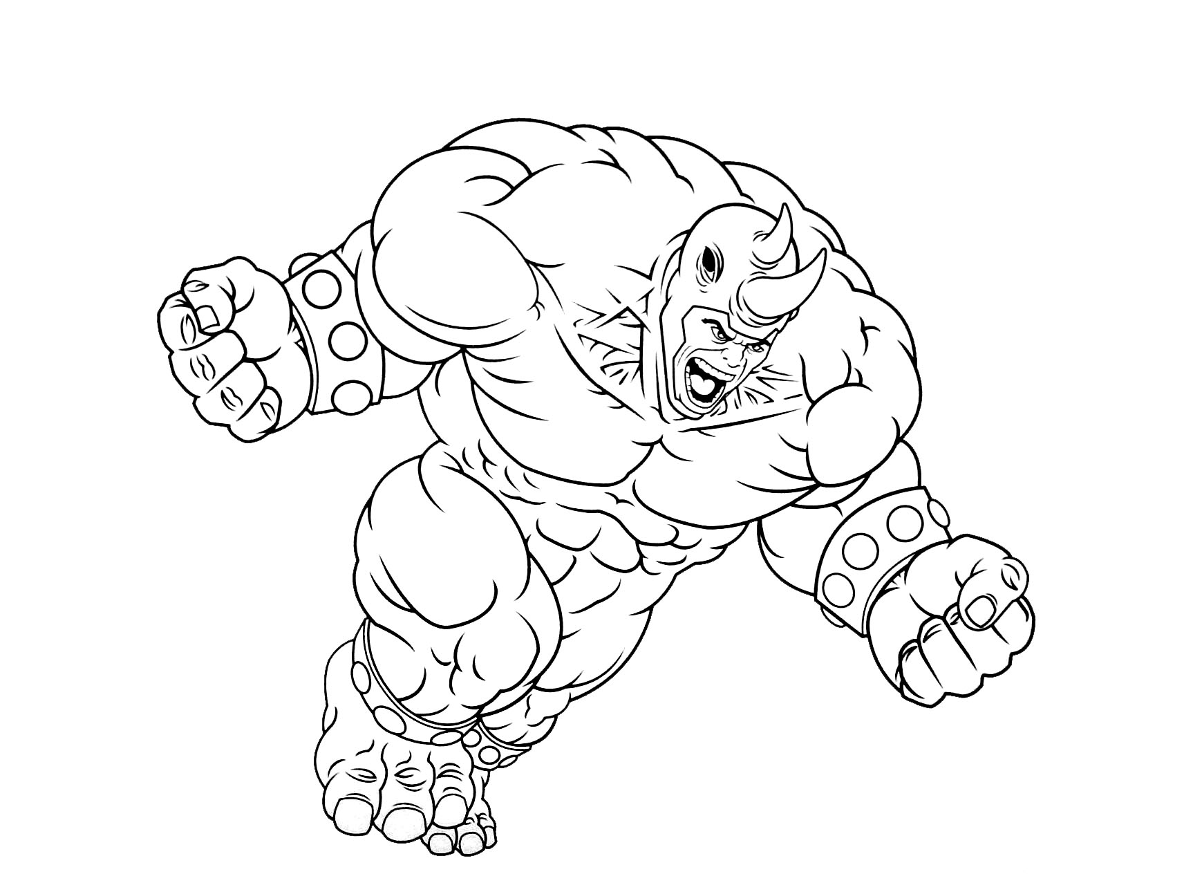 Spiderman to print   Spiderman Kids Coloring Pages