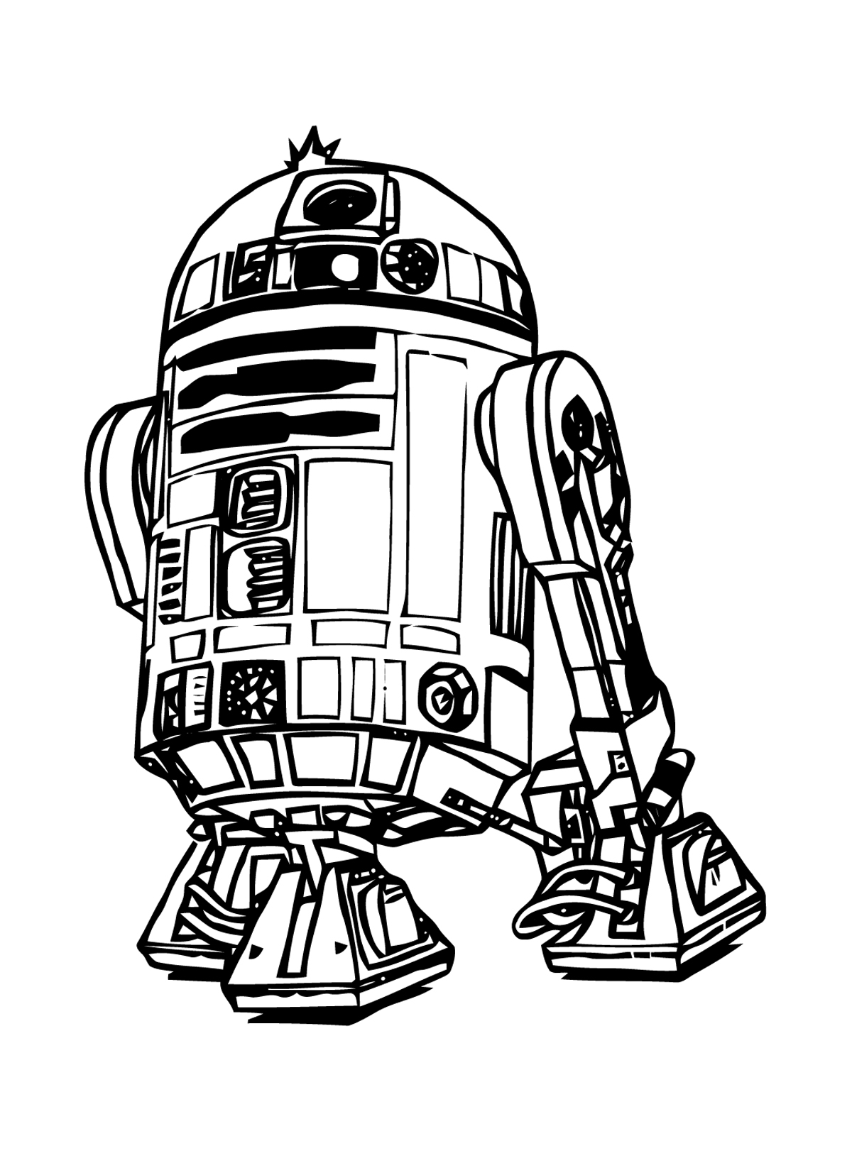 Star Wars For Kids Star Wars Kids Coloring Pages