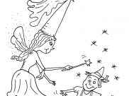 Tales Coloring Pages for Kids