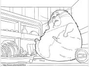 The Secret Life of Pets Coloring Pages for Kids