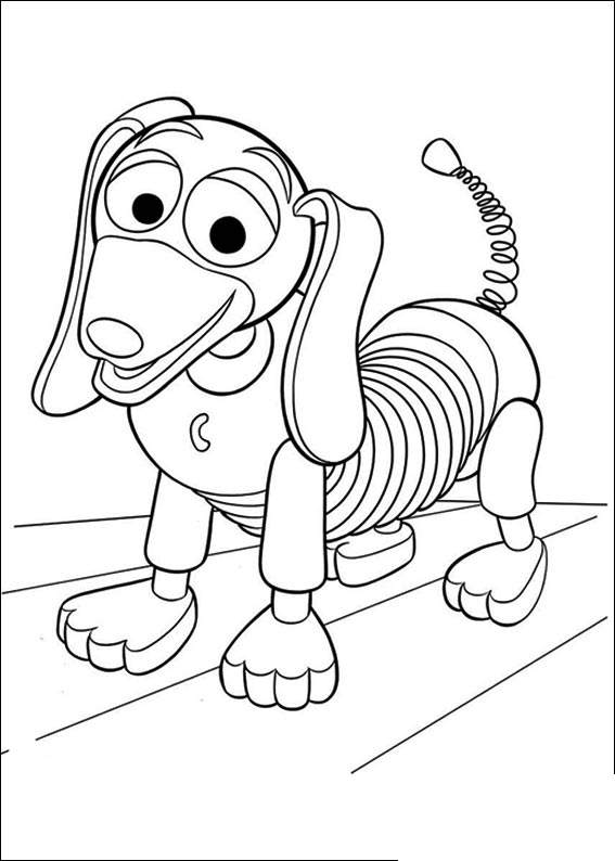 Toy story to print - Toy Story - Coloring pages for kids