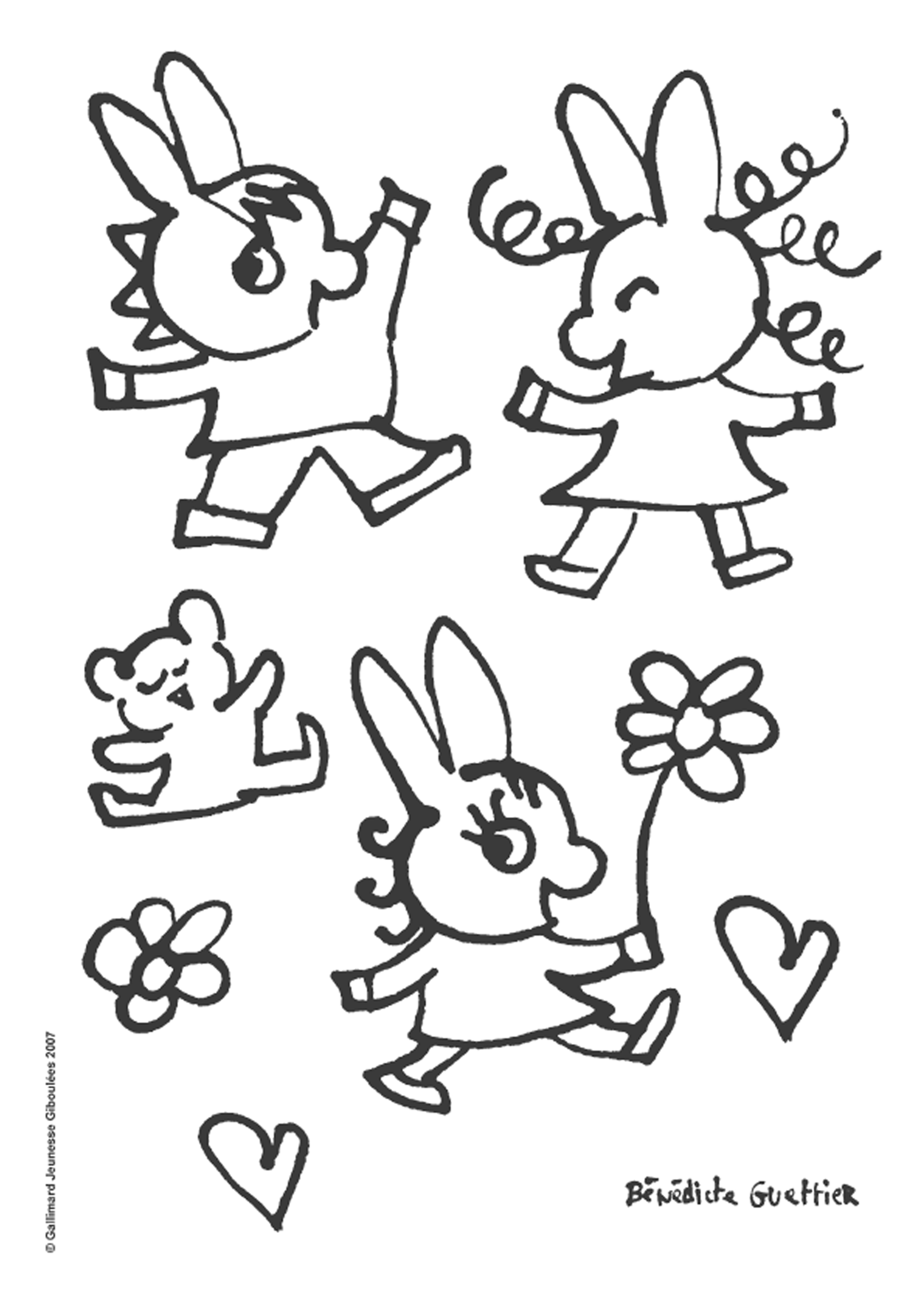 Trotro To Download For Free Trotro Kids Coloring Pages