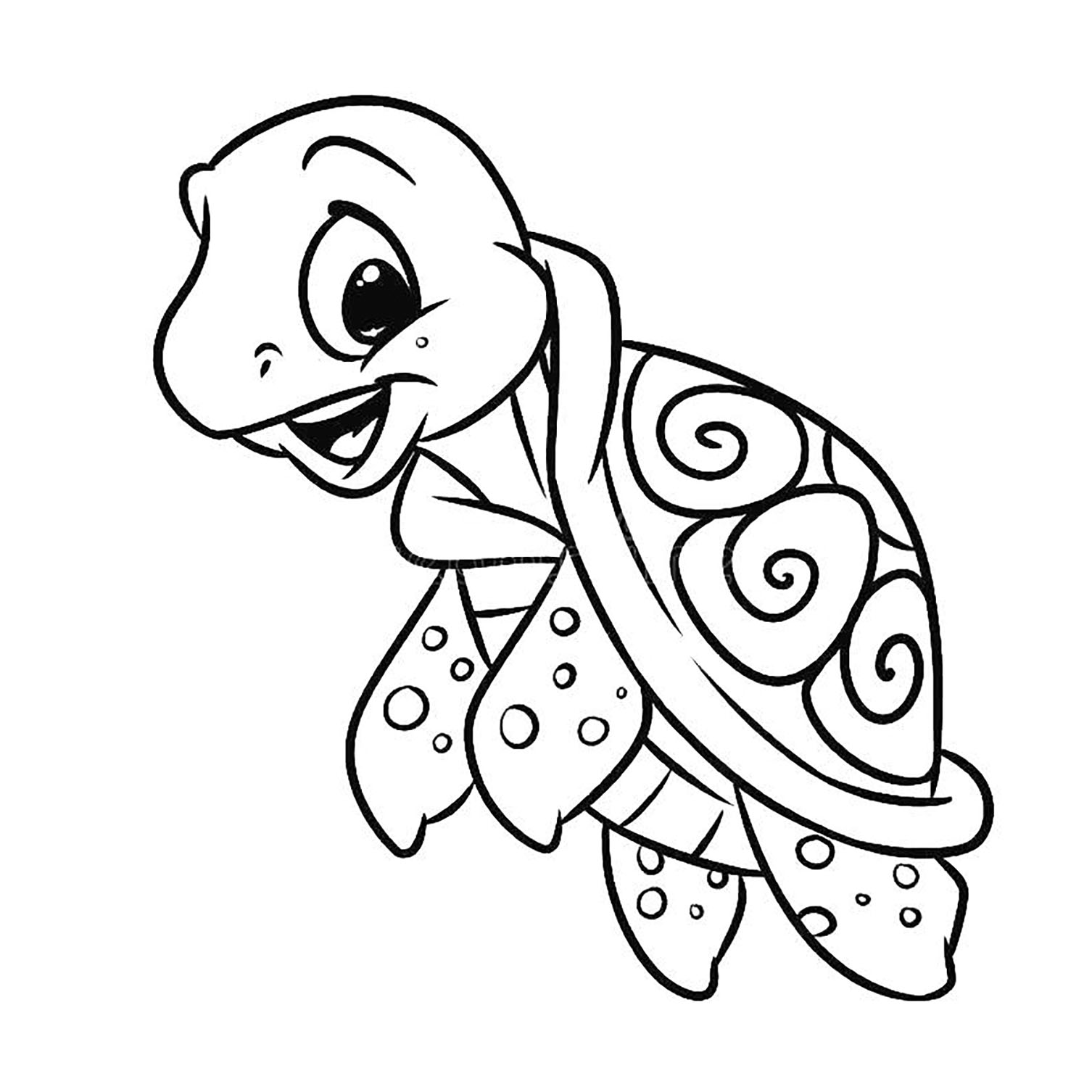 Turtles For Children Turtles Kids Coloring Pages