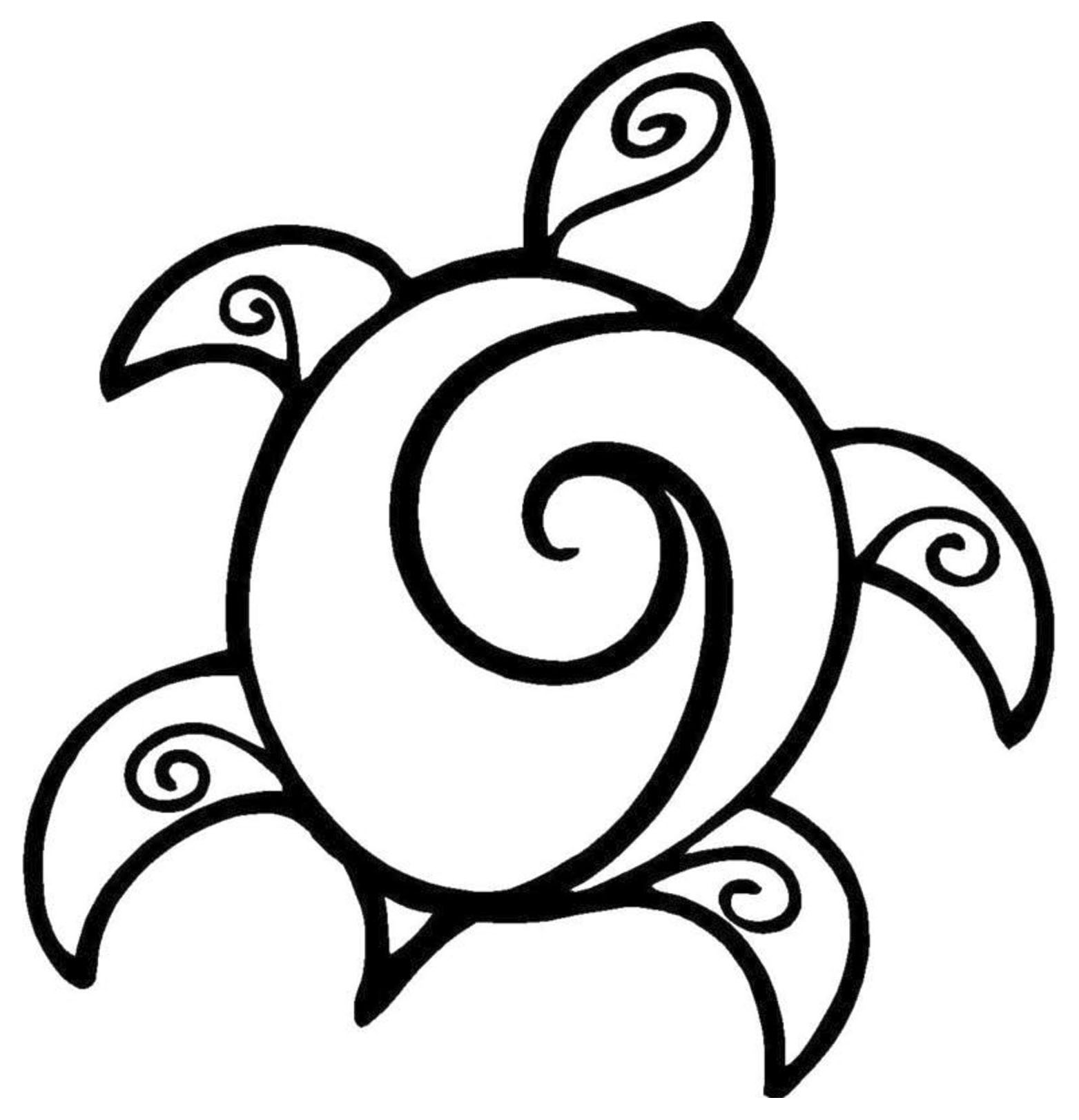 Turtles to download for free - Turtles Kids Coloring Pages