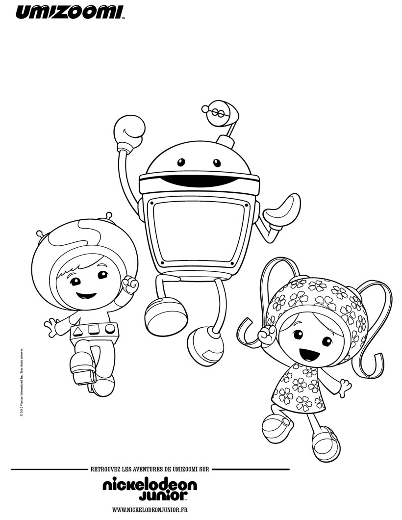 62 Top Coloring Pages Umizoomi For Free