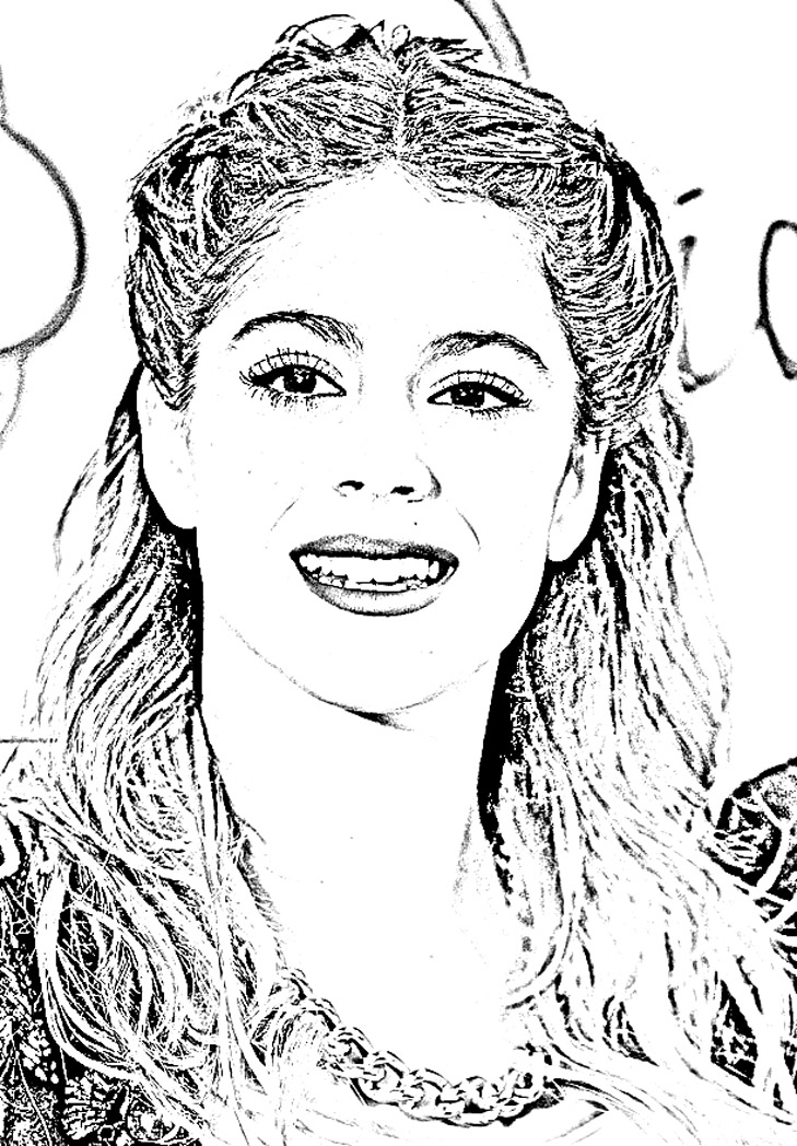 violetta to print violetta coloring pages