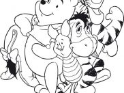 Disney Classic Cartoons Coloring Pages Free Printable Coloring Pages For Kids