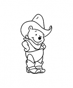 Coloring page winnie the pooh to download
