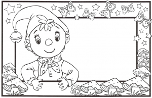 Coloring page yes yes to download