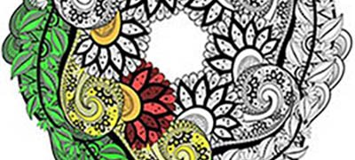mandalas anti stress - Coloring Pages For Young Adults