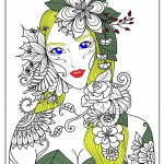 Anti-stress / Zen Coloring Pages for Adults