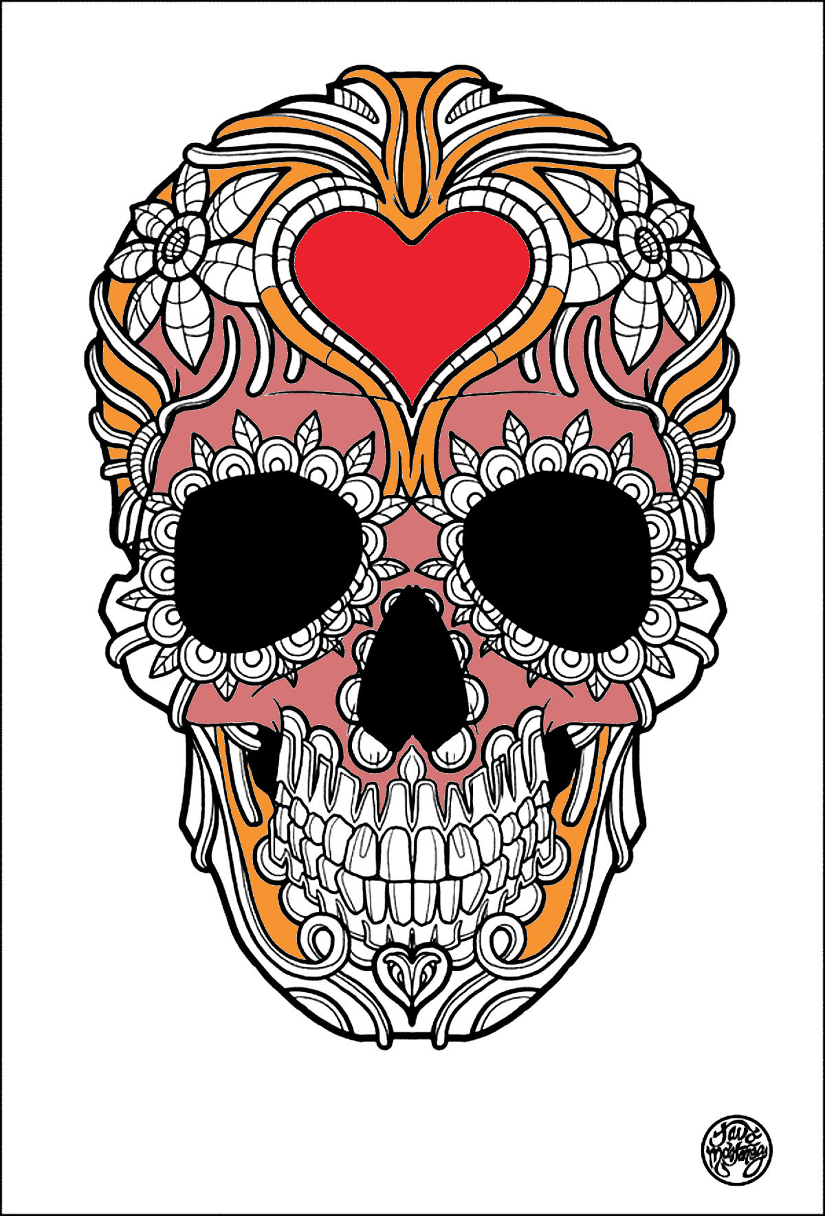 Coloring Pages Tattoos Coloring Pages tattoos coloring pages for adults