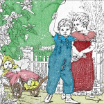 Vintage Coloring Pages for Adults