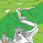 China & Asia Coloring Pages for Adults