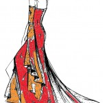 Fashion & clothing Coloring Pages for Adults